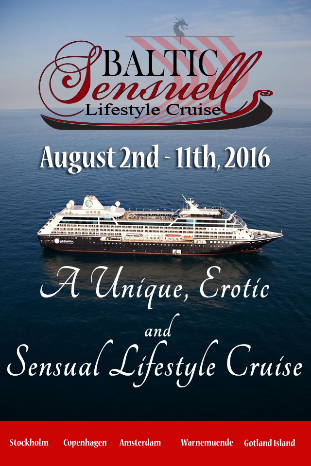 baltic Sensuell, lifetyle cruise, couples cruise,swingers cruise,