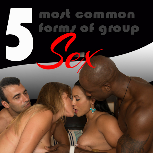 Group sex encounters