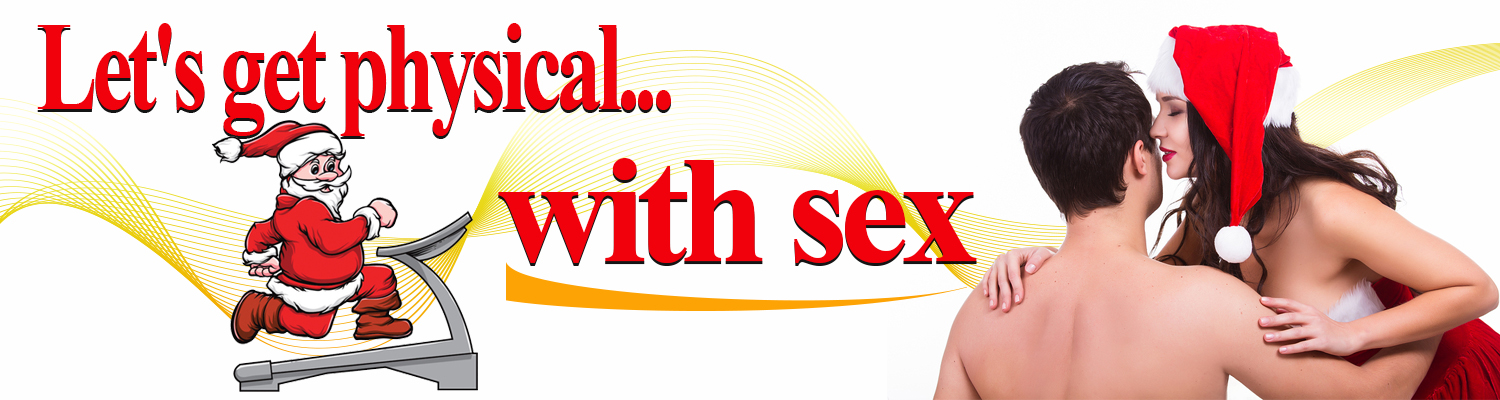 Sexercise, llvclub blog, get physical with sex