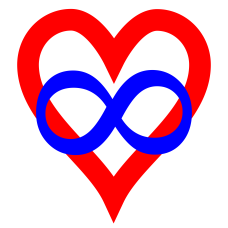 polyamorous symbol