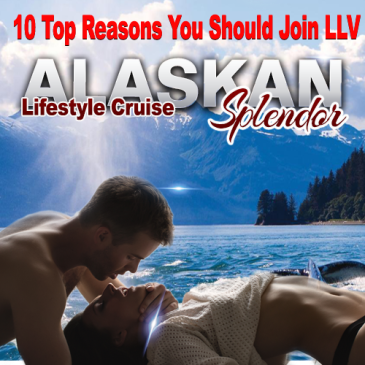 swingers cruise, clothing optional cruise, alaskan splendor, couples cruise, the swingers cruise