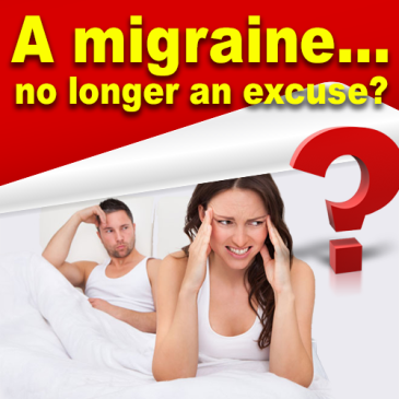 migraine no longer an excuse, sexy blogs, couples blogs, swingers ravel
